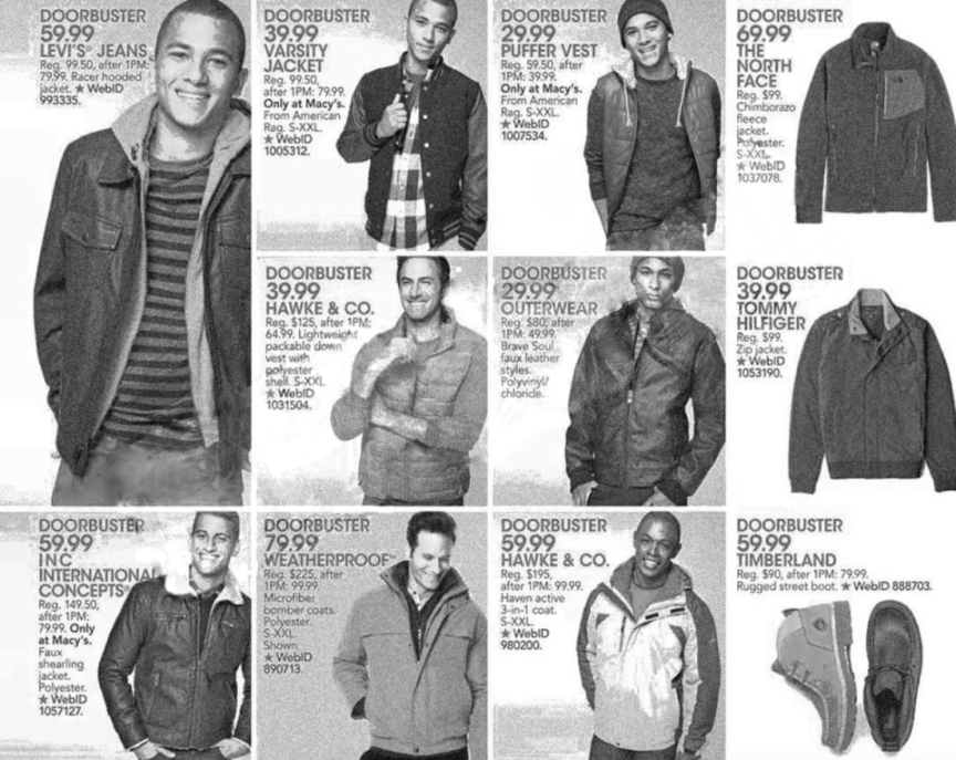 Macy's Black Friday Ad Scan 2013 - Page 23