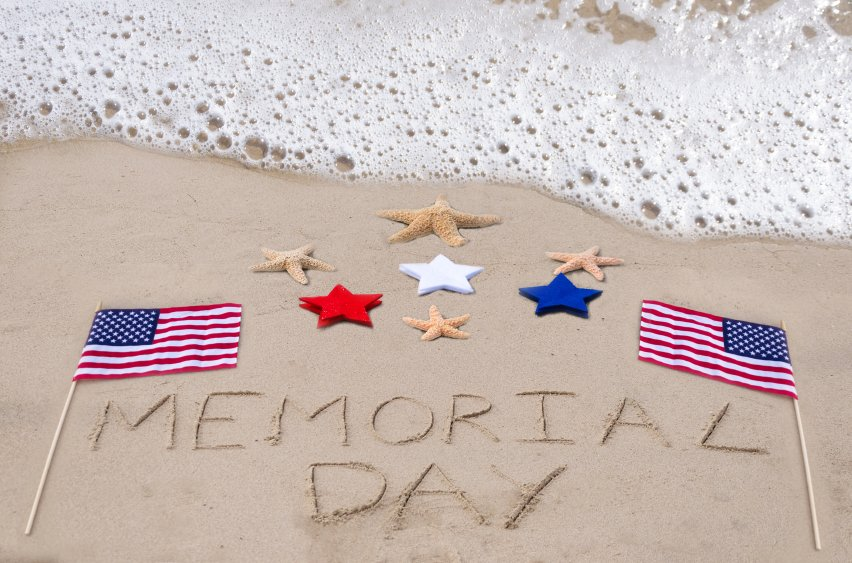 Memorial day background