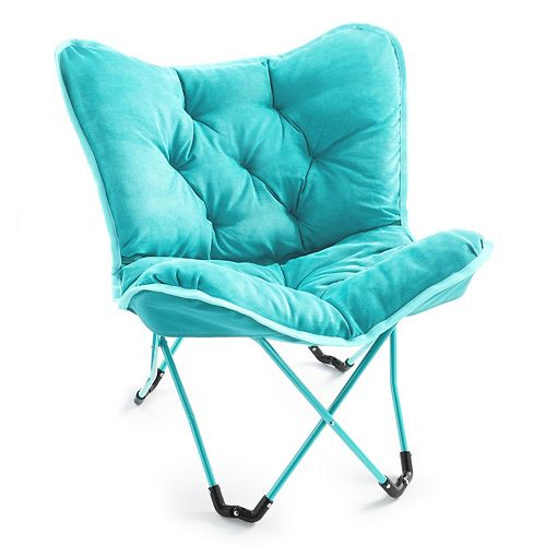 Save 50 On Simple By Design Memory Foam Butterfly Chair Nerdwallet