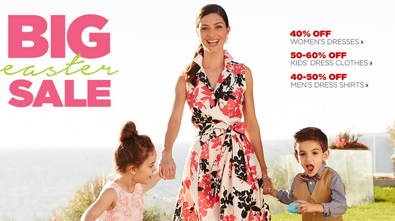 Early Easter Sale At Jcpenney Nerdwallet