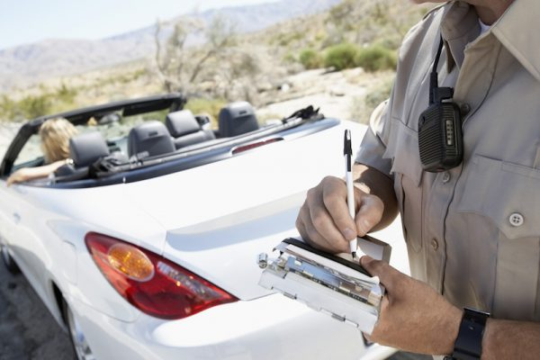 How To Beat A Speeding Ticket >> What To Do After You Get A Speeding Ticket Nerdwallet