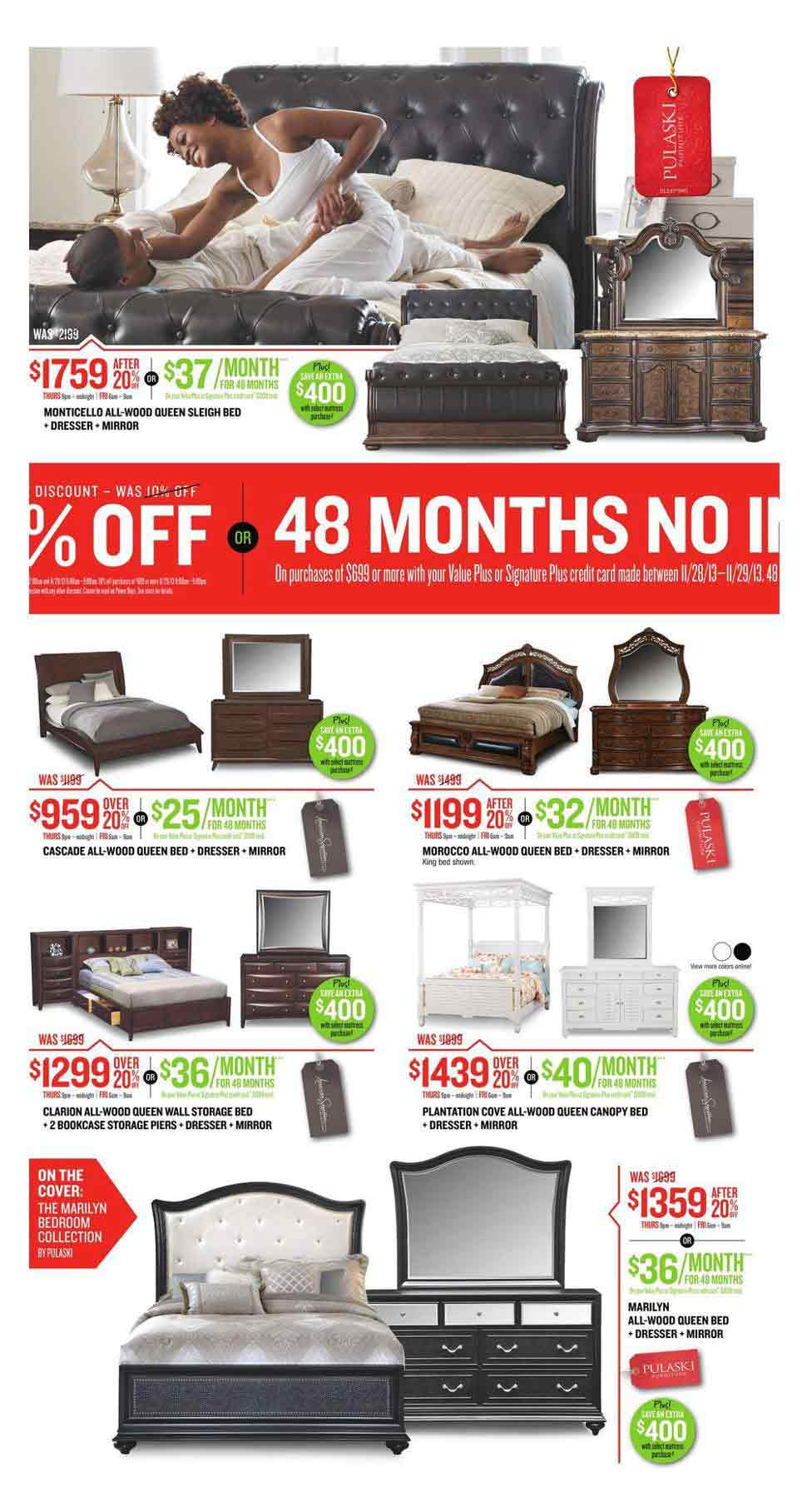 value city black friday 2013 ad find the best value city black friday deals and sales nerdwallet. Black Bedroom Furniture Sets. Home Design Ideas