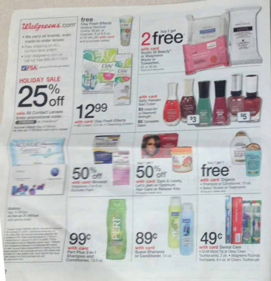 Walgreens Black Friday 2013 Ad - Find the Best Walgreens Black ...