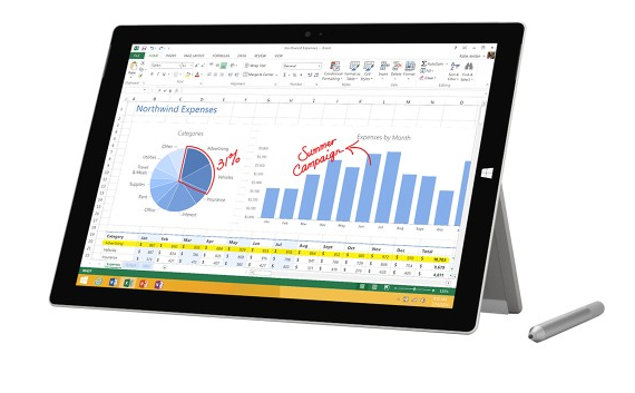 Microsoft Surface Pro 3 at Best Buy