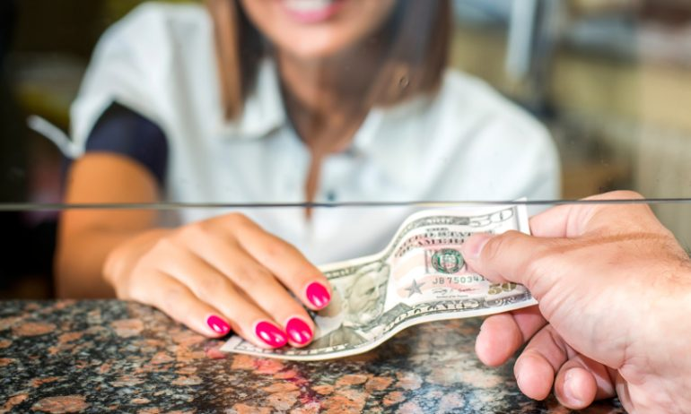 Where to Cash a Check Without Paying High Fees Story