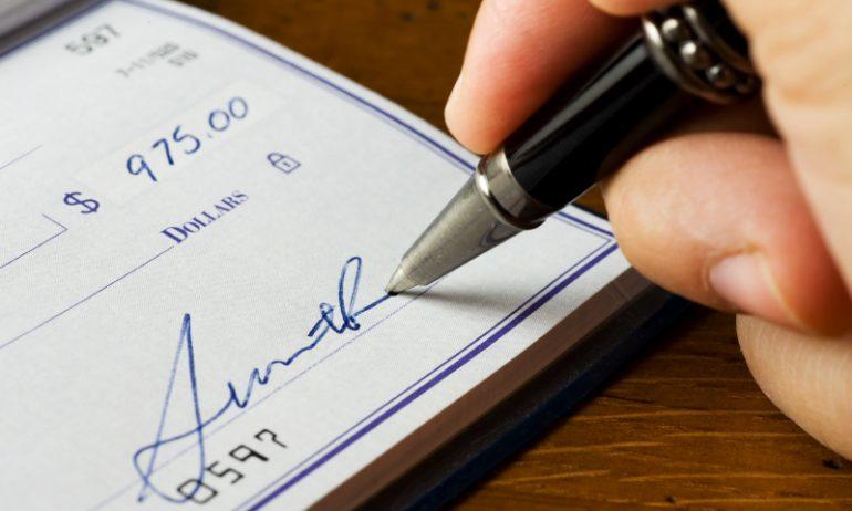 Cheap personal checks