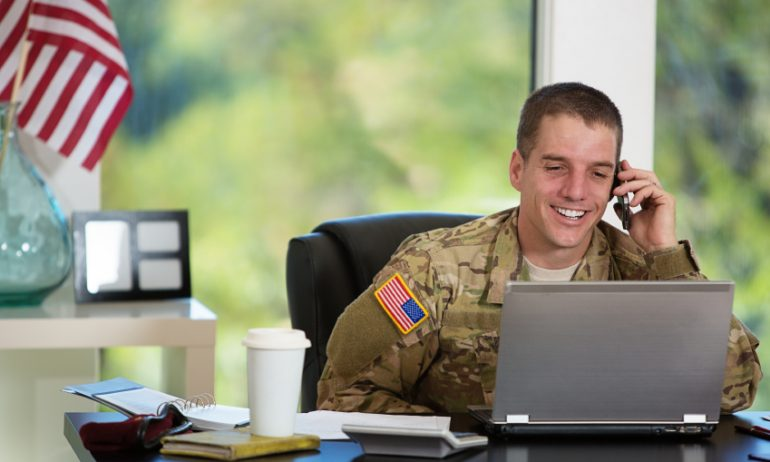 Small-Business Grants for Veterans