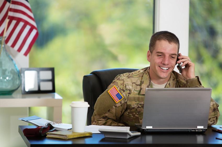 Small-Business Grants for Veterans