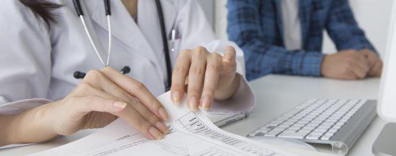 5 documents medical bills