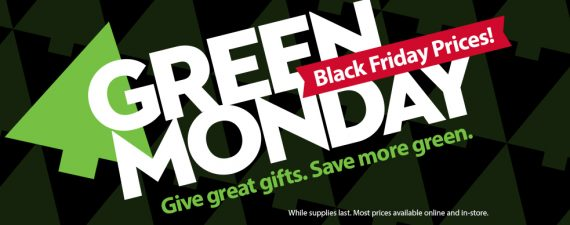 Wal-Mart Celebrates Green Monday with Deals on Apple, Keurig, KitchenAid and More