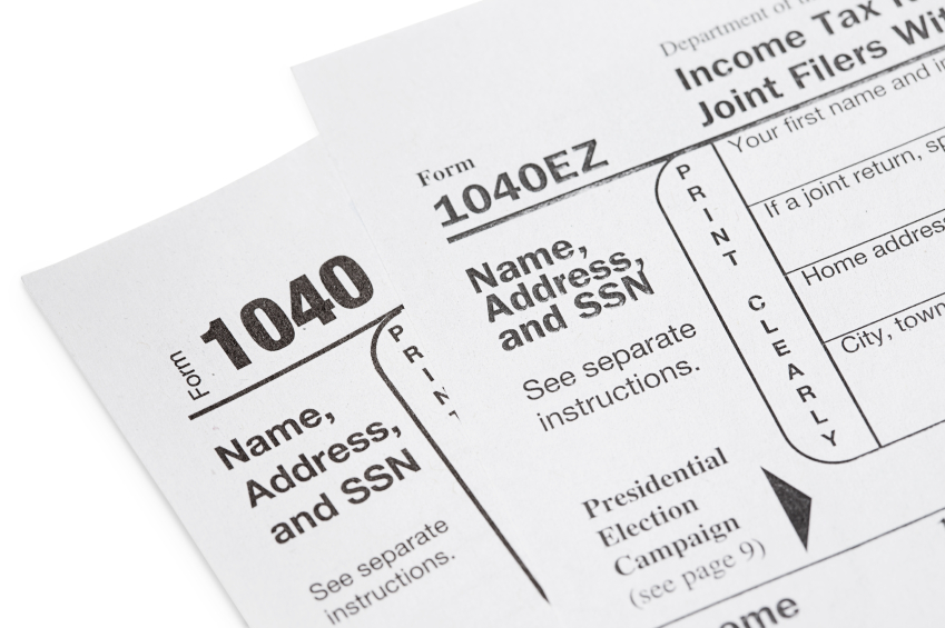 irs form 1040: what it is and which version to use in 2018