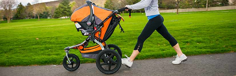 The Best Jogging Strollers Nerdwallet