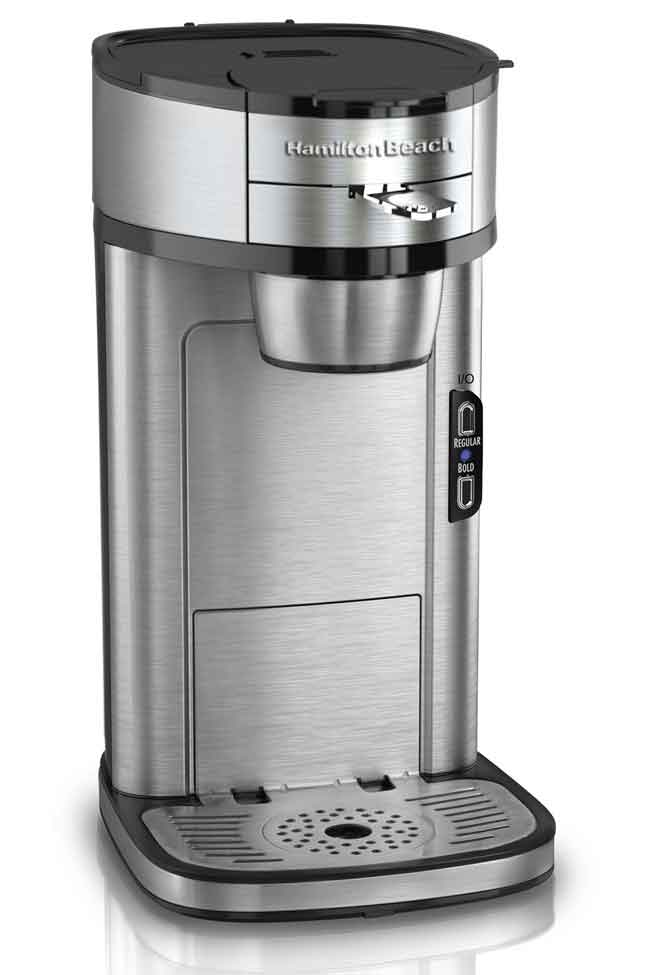 Hamilton Beach The Scoop Single-Serve Coffee Maker (49981)