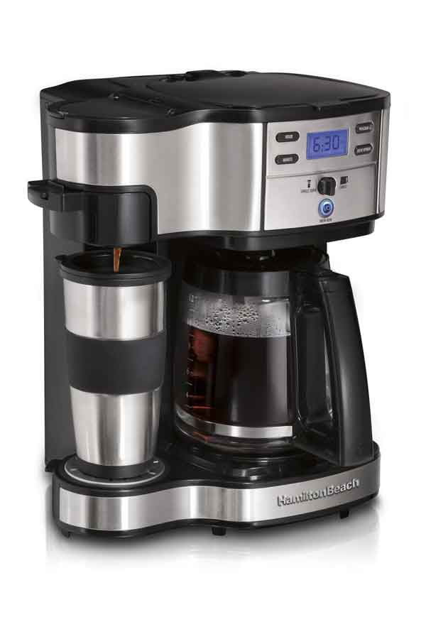 Hamilton Beach 2-Way Brewer (49980Z)