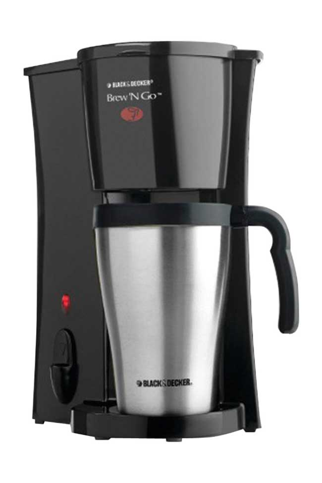 Black & Decker Brew 'n Go Personal Coffee Maker