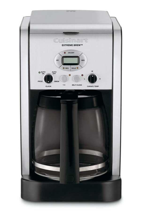 Cuisinart DCC-2650 Extreme Brew 12-Cup Programmable Coffee Maker