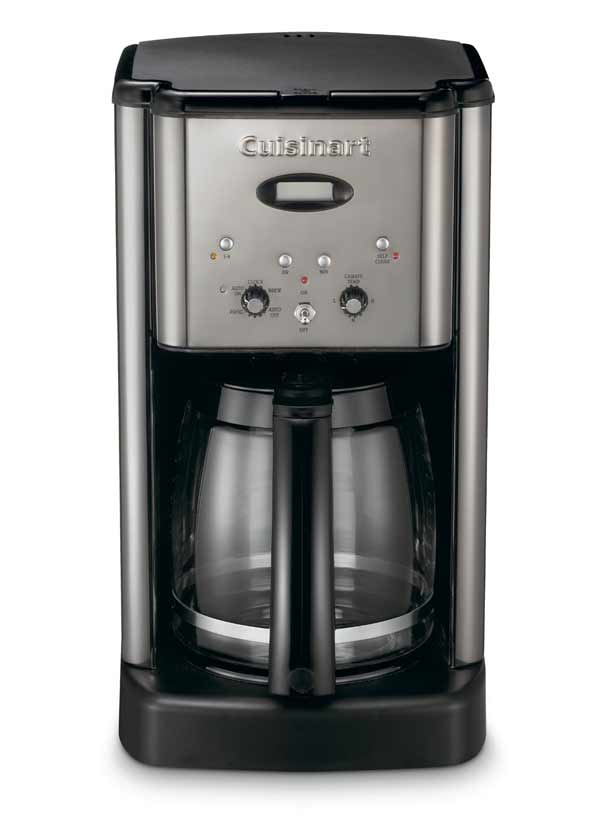 Cuisinart DCC-1200BCH Brew Central 12-Cup Programmable Coffee Maker