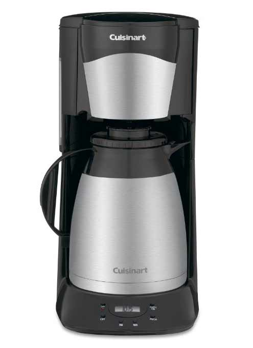 Cuisinart DTC-975BKN 12-Cup Programmable Thermal Brewer