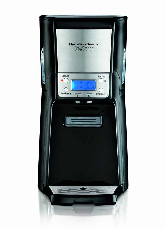 Hamilton Beach BrewStation Summit 12-Cup Coffee Maker (48464)