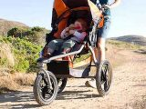 BOB Revolution SE Single Stroller Offers Baby A Smooth, Quiet Ride