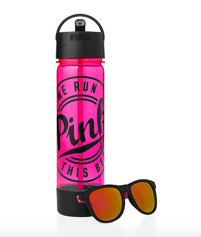 Victoria Secret Pink Sunglasses  score free sunglasses and water bottle at victoria s secret