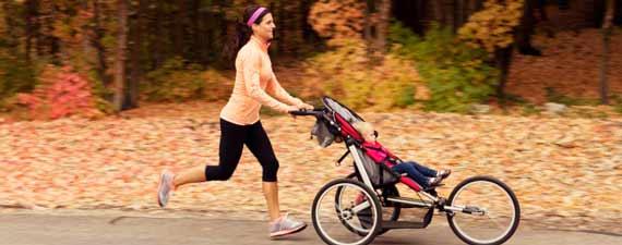 All-Terrain Jogging Strollers: BOB Revolution Flex vs. BOB Revolution SE
