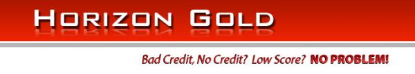 Horizon Gold website