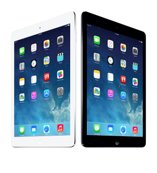 iPad Air vs. Kindle Fire