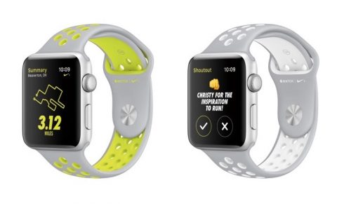 Apple Watch Series 2 Nike Plus