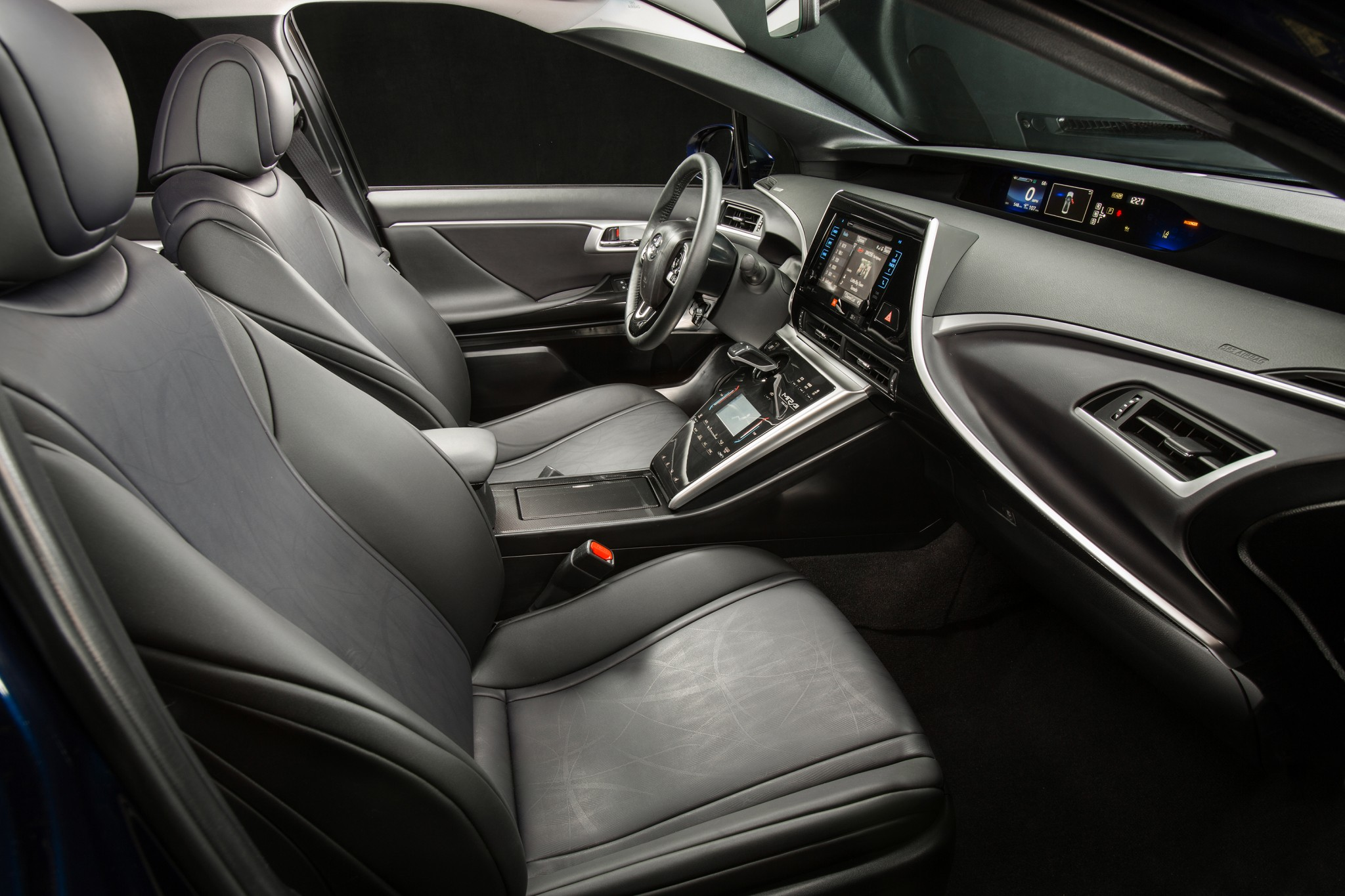 2016 Toyota Mirai Fuel Cell Back to the Future Again NerdWallet