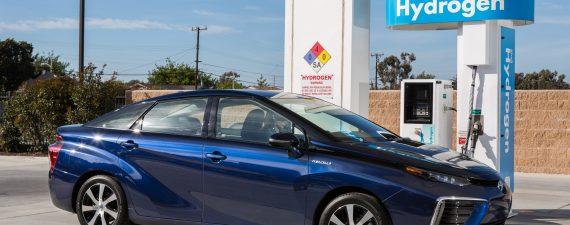 2016 Toyota Mirai Fuel Cell