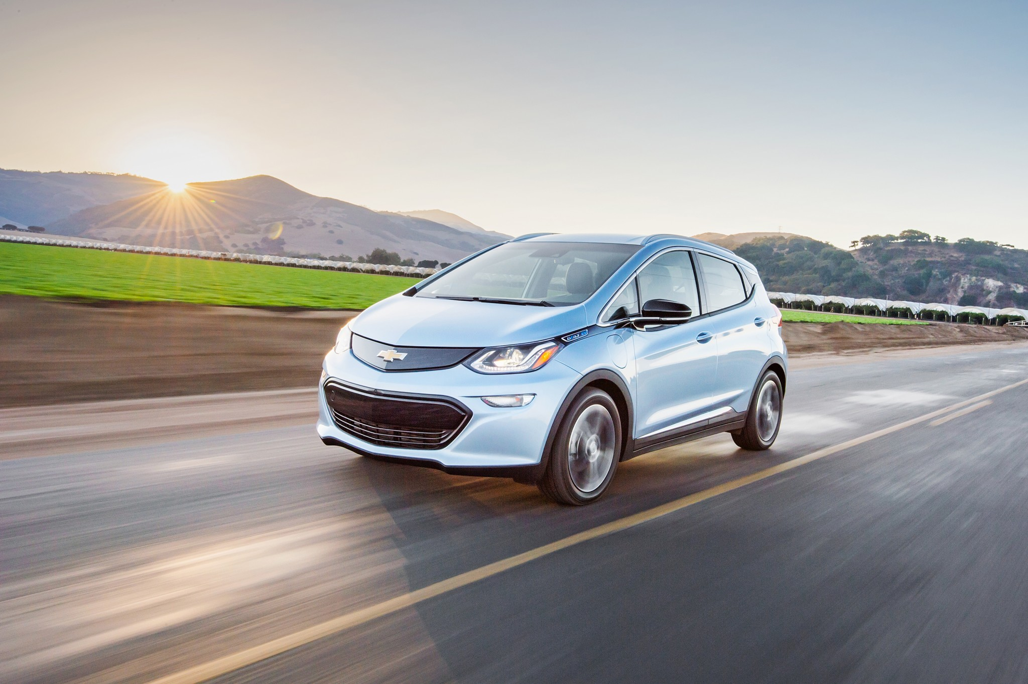 2017 Chevrolet Bolt Review Changer For Electric Cars
