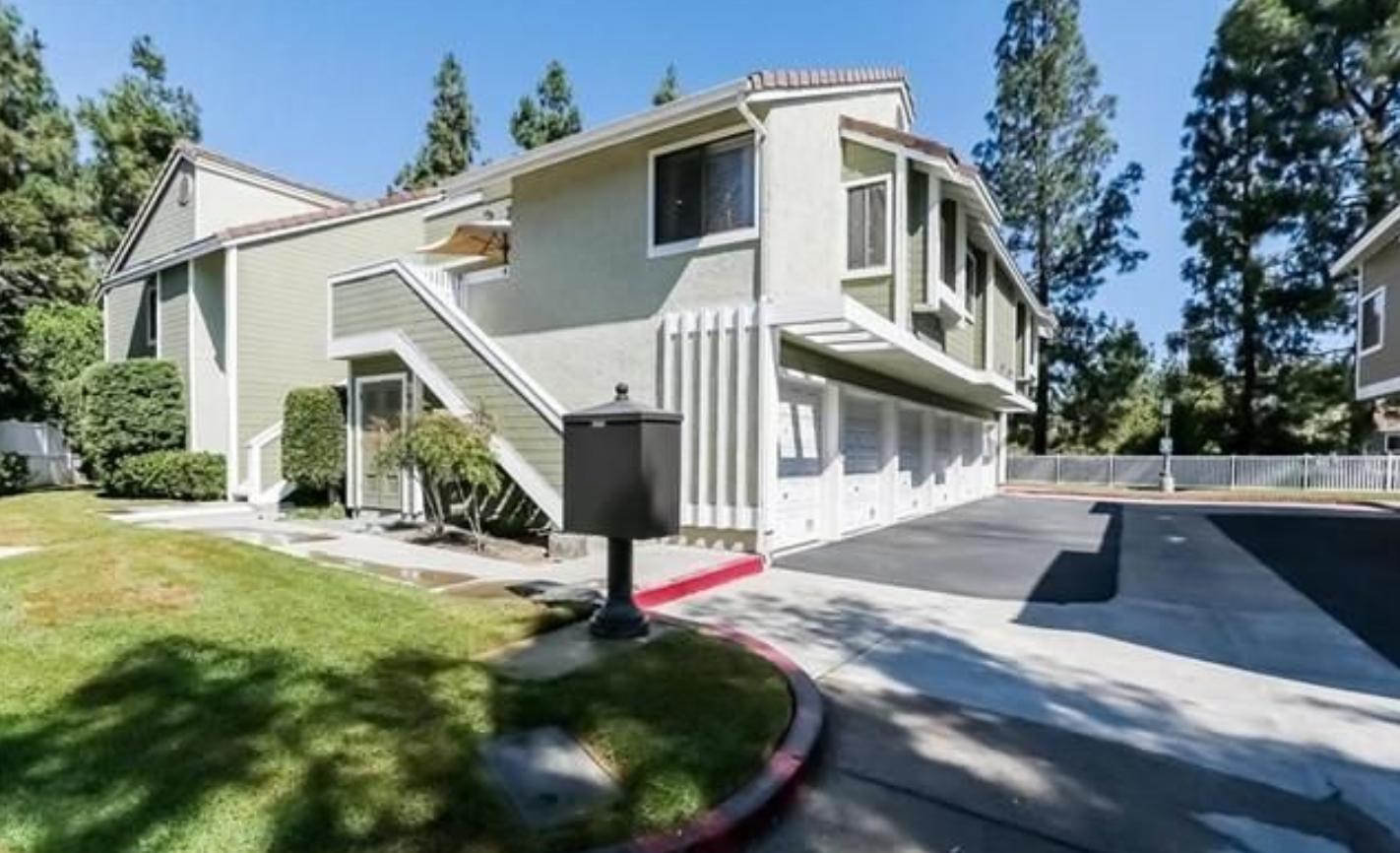Aliso Viejo, California (Los Angeles-Long Beach-Anaheim, CA); list price: $299,000; square footage: 685; beds/baths: 1/1