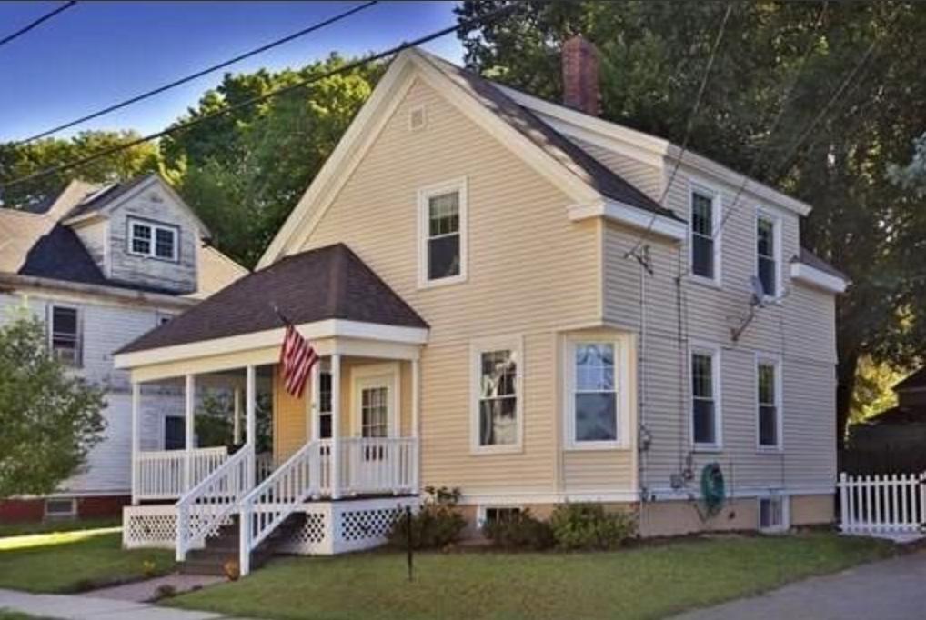 Haverhill, Massachusetts (Boston-Cambridge-Newton, MA-NH); list price: $299,900; square footage: 1,351; beds/baths: 3/1.5