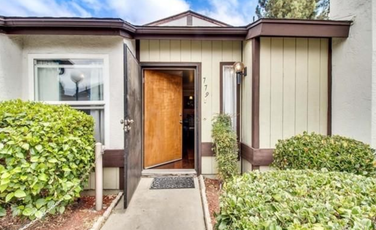San Diego, California (San Diego-Carlsbad, CA); list price: $299,999; square footage: 1,158; beds/baths: 3/2