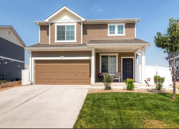 Denver, Colorado (Denver-Aurora-Lakewood, CO); list price: $298,000; square footage: 1,743; beds/baths: 3/2.5