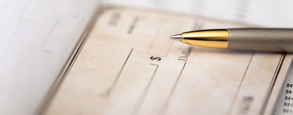 Stop Balancing Your Checkbook