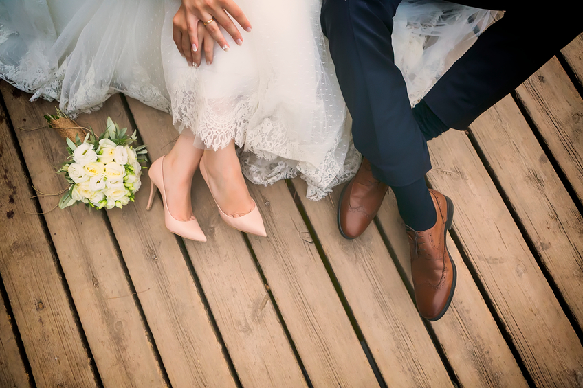 In Good Credit and Bad: Merging Credit Accounts After Marriage