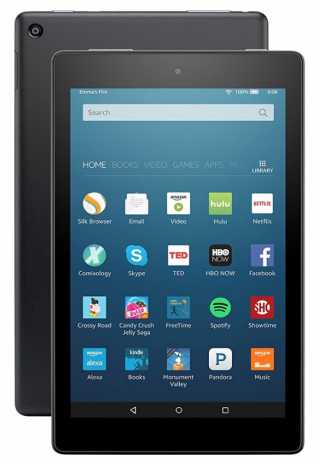 Kindle Fire HD8 vs  iPad mini 4 - NerdWallet