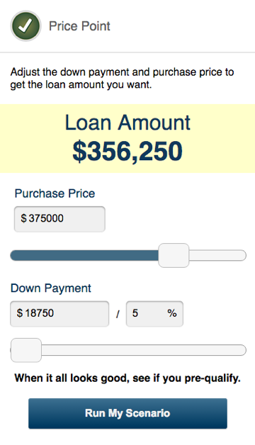 Usaa Set Loan Amount