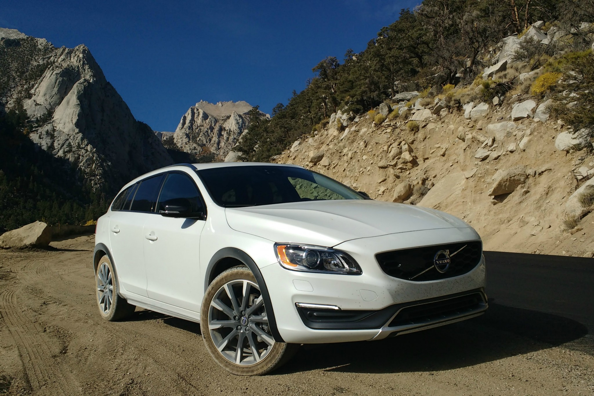 Volvo V60 Cross Country Elegant Versatile Wagon NerdWallet