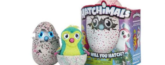 Where to Find Hatchimals and More Popular 2016 Holiday Toys