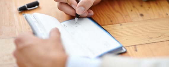 Can't Get a Checking Account? Don't Give Up, Get Moving