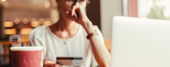 be smart about credit cards