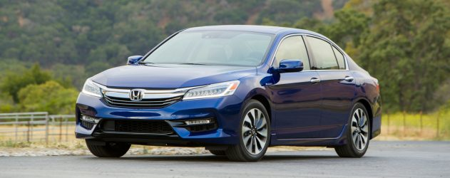 2017 Honda Accord Hybrid Touring Review Hard To Believe It S A