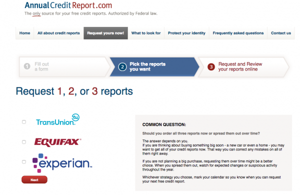 Amazing AnnualCreditReport Detail