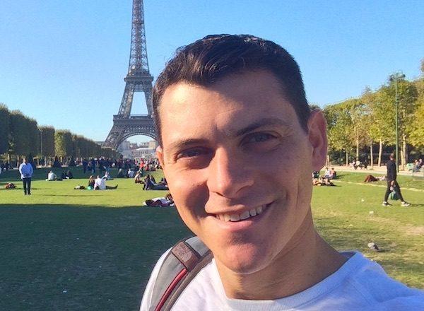 Matt Kepnes has adopted the handle Nomadic Matt for his travel blog.