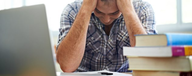 7 Signs You're in Debt Over Your Head