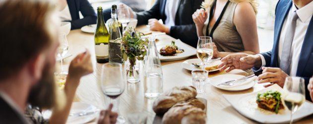 Why Credit Cards Are Serving Big Rewards at Restaurants