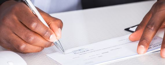 How Long Does a Check Take to Clear? - NerdWallet